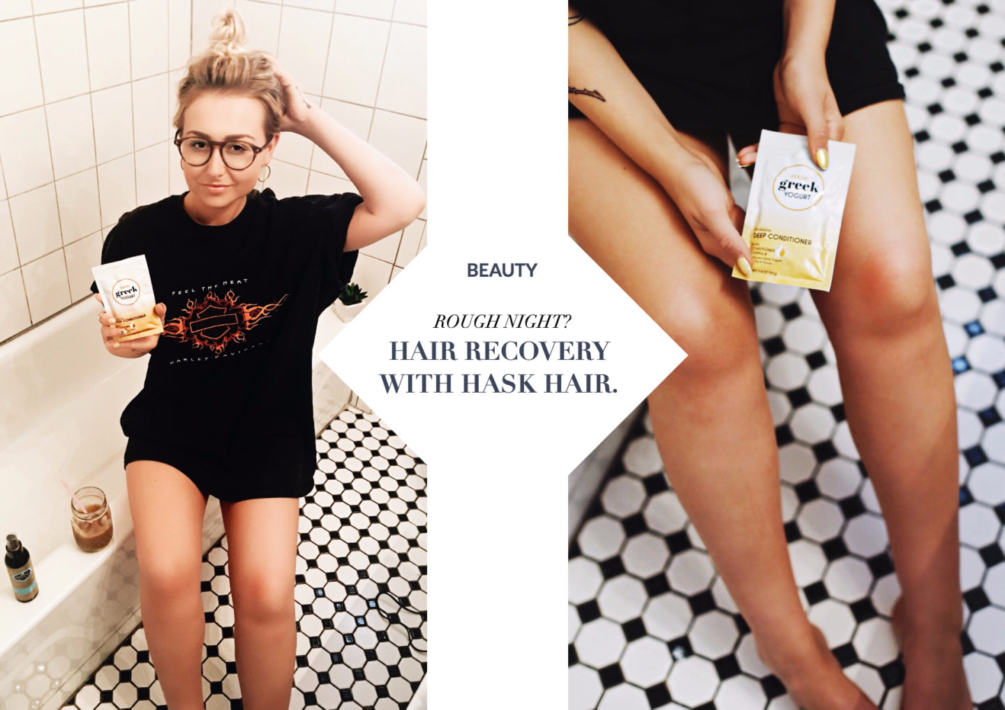 HAIR RECOVERY WITH HASK.